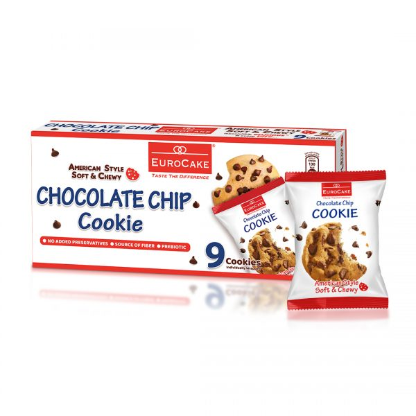 EUROCAKE-Chocolate-Chip-cookie-9-pc-box-Front-cookie