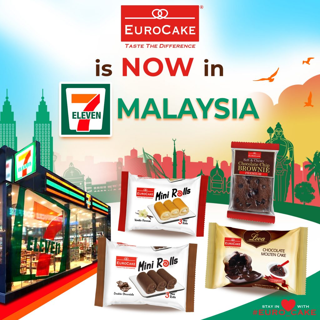 Dofreeze Partners with Berjaya Group Berhad for Major Launch of Eurocake Products Into Malaysia