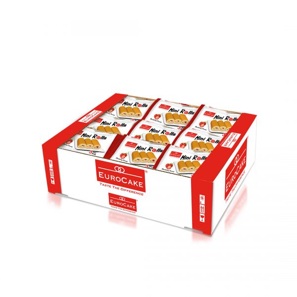 EUROCAKE-3pc-Mini-Rolls-Strawberry-24pc-tray-with-wrapper