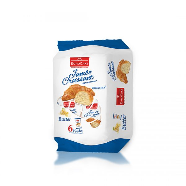 Eurocake Butter Croissant