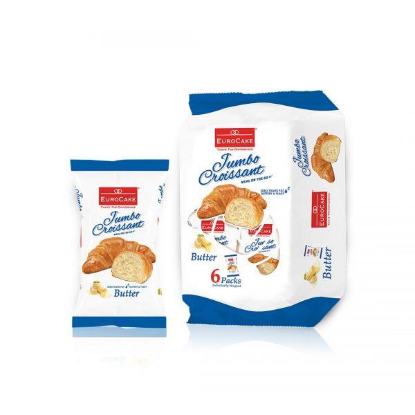 Eurocake Jumbo Butter Croissant