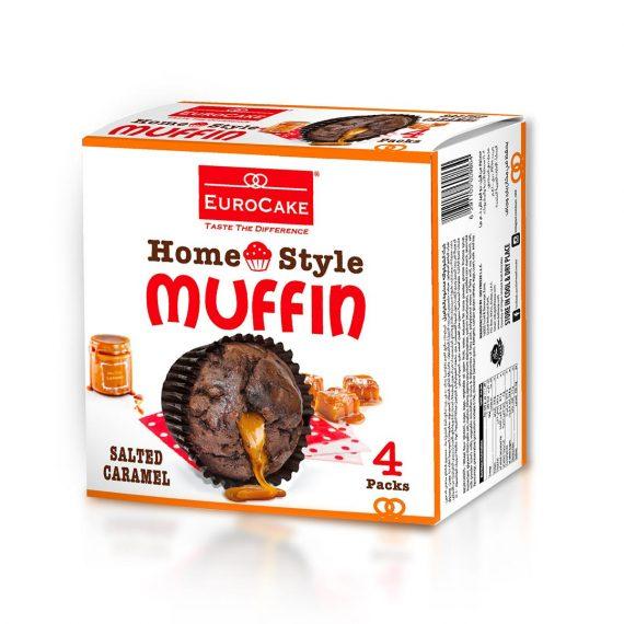 Eurocake Homestyle Salted Caramel Muffin
