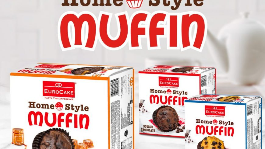 Eurocake Premium Homestyle Muffins