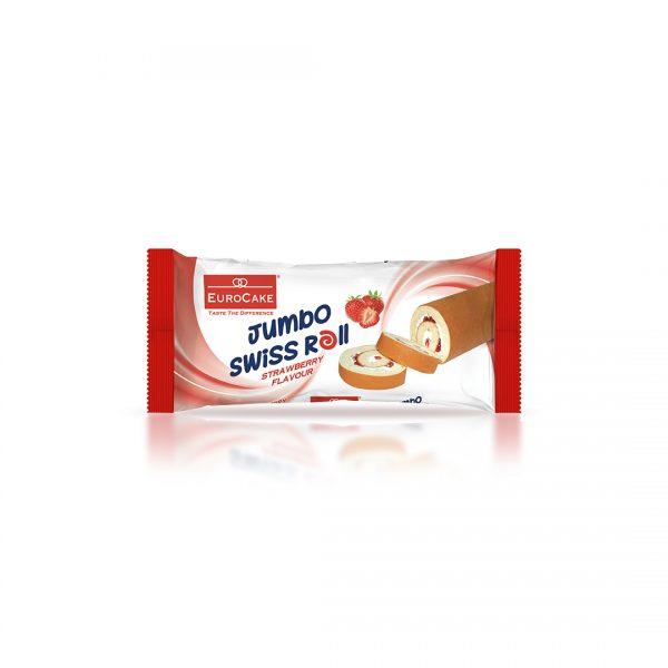 EUROCAKE-Jumbo-Swiss-Strawberry-roll-single-wrapper-front