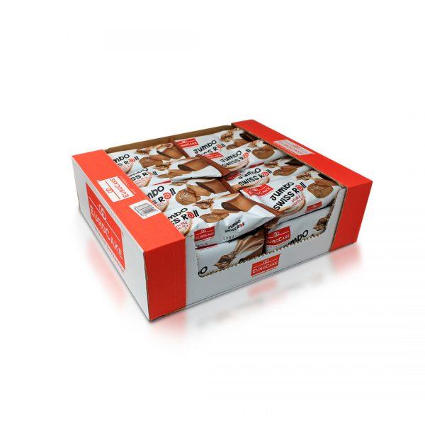EUROCAKE-Jumbo-swiss-roll-chocolate--24pc-tray