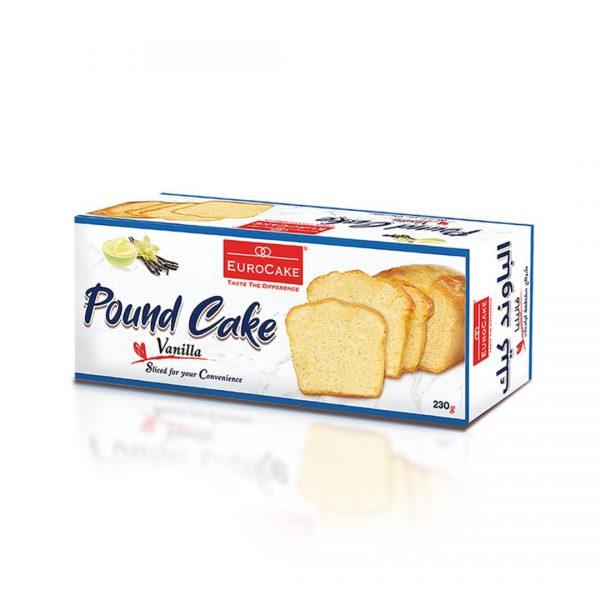 vanilla moist cake