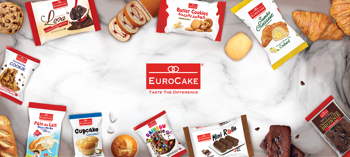 Eurocake - Taste the Difference