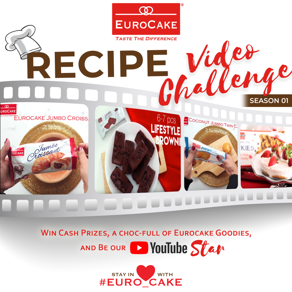 Eurocake Video Recipe Challenge Season 1