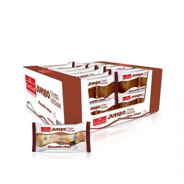 EUROCAKE-JUMBO-TWIN-CAKE-CHOCOLATE-CHIP-24pc-tray-with-pack