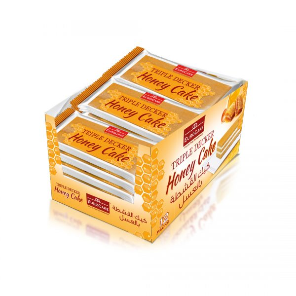 EUROCAKE-TRIPLE-DECKER-HONEY-CAKE-12-pc-box