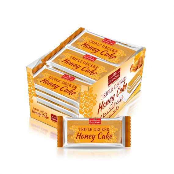 EUROCAKE-TRIPLE-DECKER-HONEY-CAKE-12-pc-box-with-pack