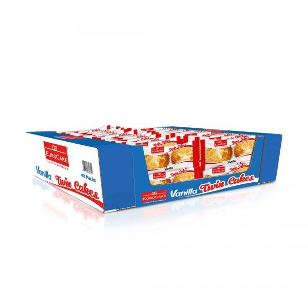 EUROCAKE-TWIN-CAKES-VANILLA-48pc-tray