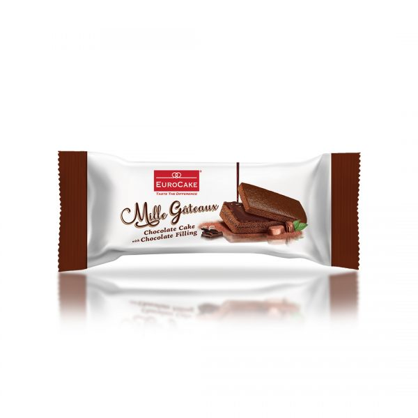 EUROCAKE MILLE GATEAUX WRAPPER - CHOCOLATE